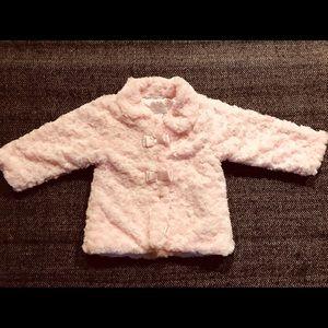 Other - ⬇️Zip zap  fake fur coat 24 m